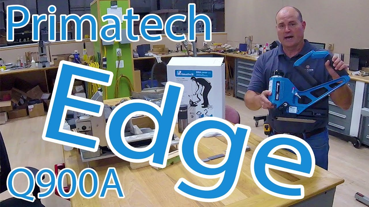 'Edge' Nailer by Primatech LIVE Q900A Explained