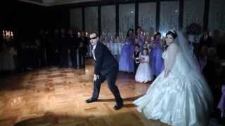 Daniel & Mehtap - Surprise Wedding Reception Entrance Dance (19/05/13)