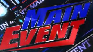 "WWE Main Event Theme Song 2012-2014 ""Diamond Eyes (Boom lay, Boom lay, Boom)"" By Shinedown"