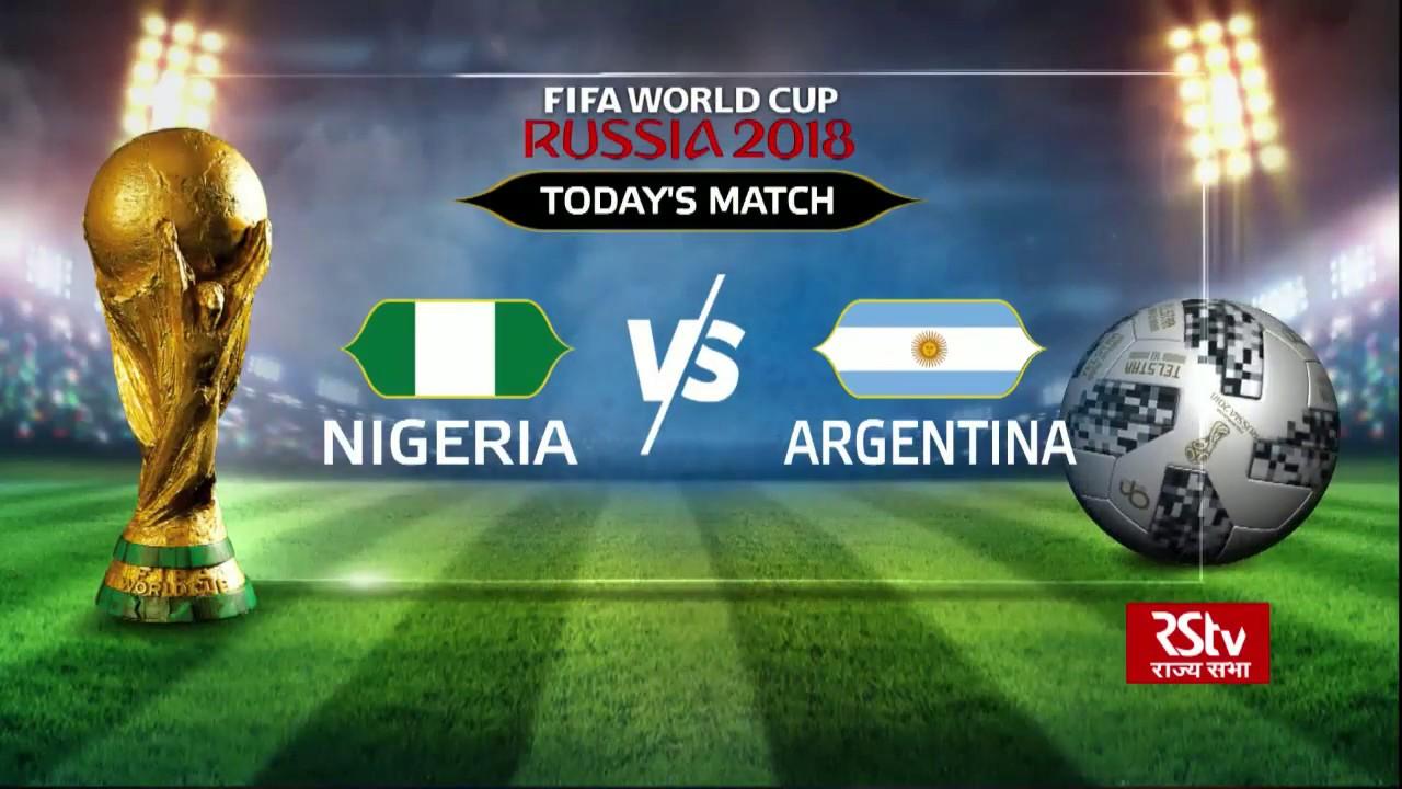 Download FIFA World Cup 2018 : Argentina vs Nigeria preview