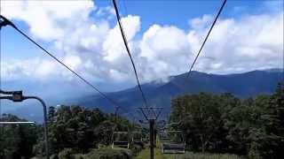 H26.08.04 休暇村岩手網張温泉 網張・展望リフトによる空中散歩のピクニ...
