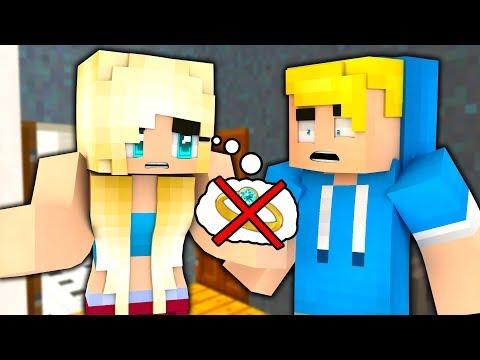 DOLCETTA PERDE L'ANELLO DI MATRIMONIO!! - Famiglia di Minecraft #18