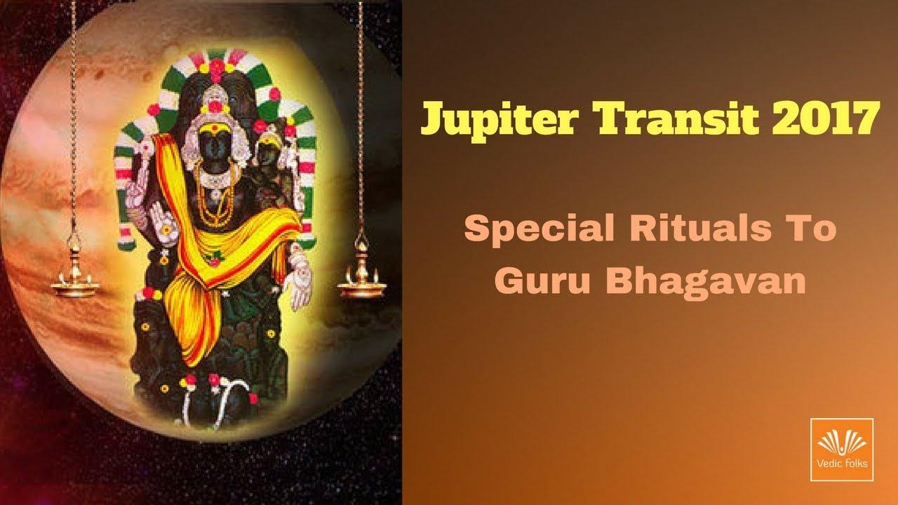 Jupiter transit 2017 special rituals