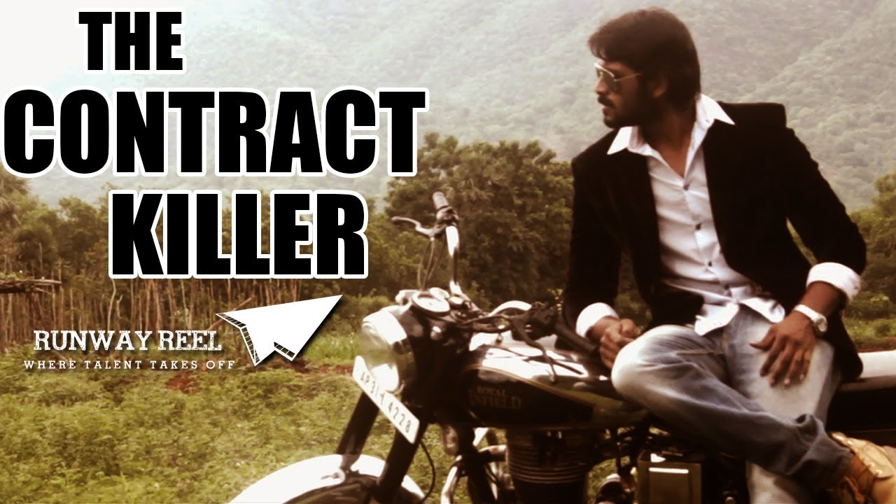 "Download ""The Contract Killer"" - Telugu Short Film Trailer 