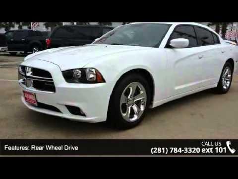 2012 Dodge Charger SXT - Allen Samuels Katy - Katy, TX ...