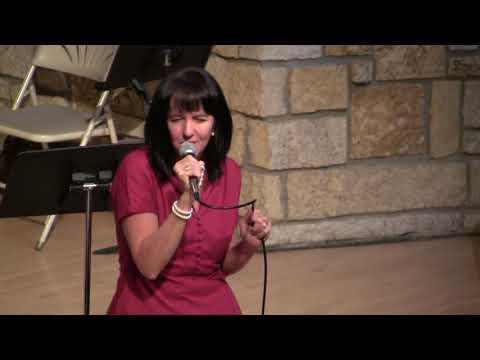 Opus One - Vocals by Robyn Chargo.  Edinborough Park, Edina - 2017