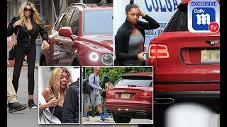 Wendy Williams Husband Caught With The Side-Chick Driving Around.