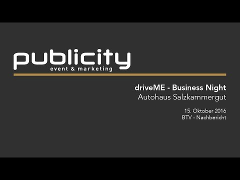driveME Business Night 2016
