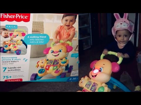 Walmart Fisher-Price Laugh & Learn Smart Stages Learn With Sis Walker