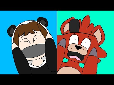 Minecraft Fnaf: Foxys Kid Is Kidnapped Minecraft Roleplay