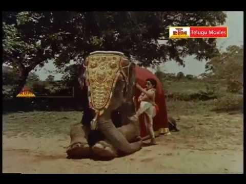 Bhaktha Prahlada Telugu Movie Songs - Ninnegani Parulanerunga - Roja Ramani,S.V.Ranga Rao