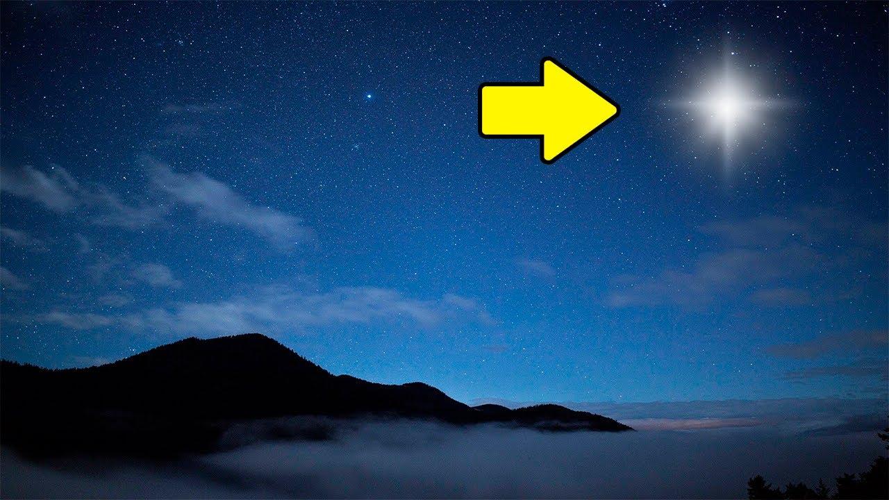 Im Dezember Werden Wir 3 Außergewöhnliche PHÄNOMENE Am Himmel Sehen!