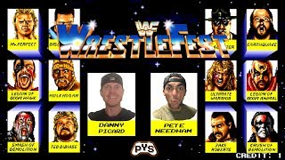 WWF WrestleFest: Danny Picard and Producer Pete battle for the Tag Titles