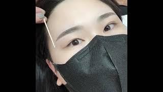 강남 반영구 눈썹문신 남자눈썹 자연눈썹 콤보눈썹 시술직…