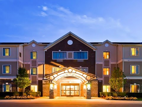 Staybridge Suites Detroit-Novi 3 Stars Hotel In Novi ,Michigan
