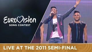 Glen Vella - One Life (malta) Live 2011 Eurovision Song Contest