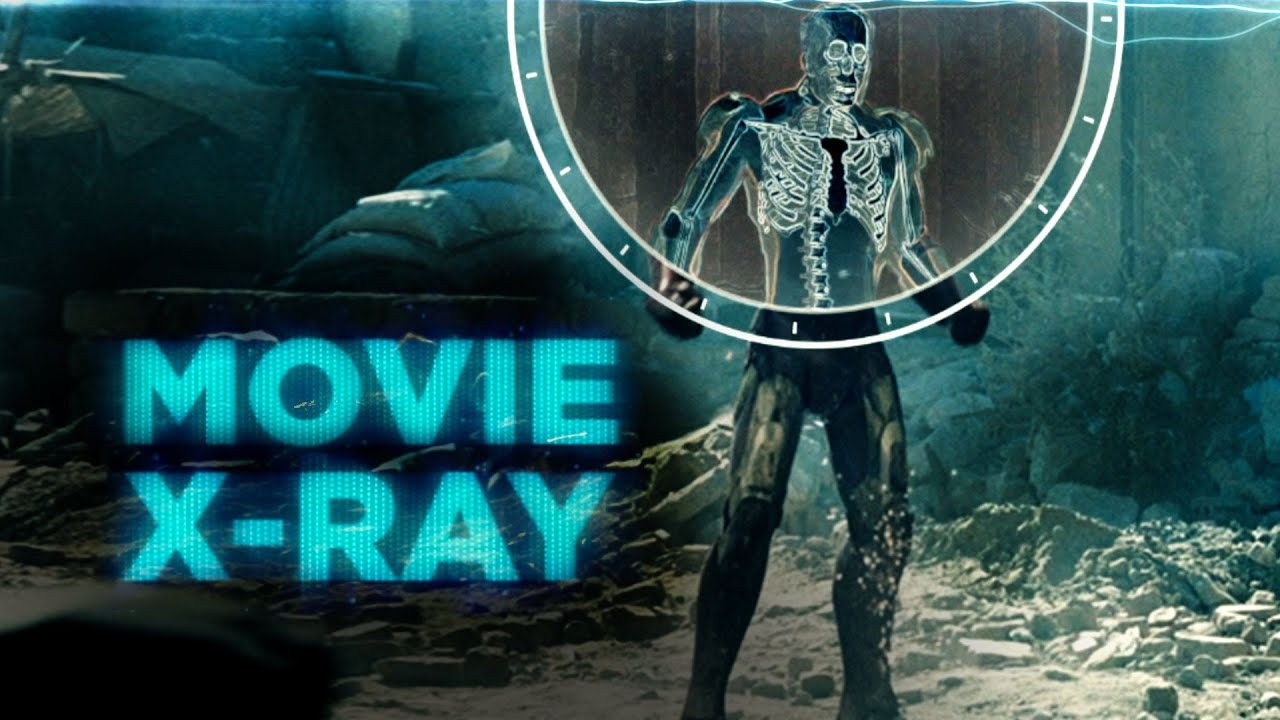 Movie X-Ray - See What's Hiding In The Movies (Parody) HD