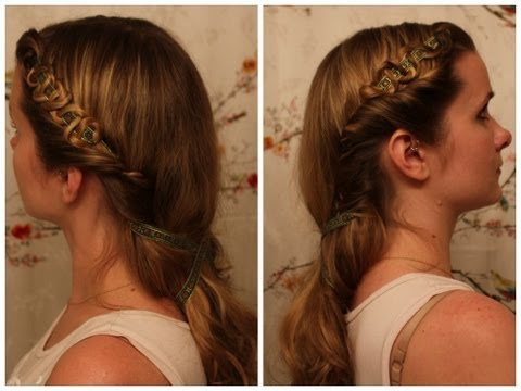 The White Queen: Isabel Neville Inspired Hair