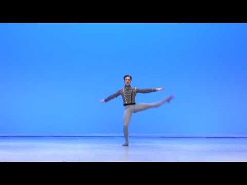 Matei Holeleu, 421 – Prix de Lausanne 2020 Prize Winner – Classical