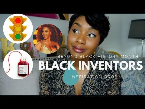 African American Inventors | Drop Of Inspiration