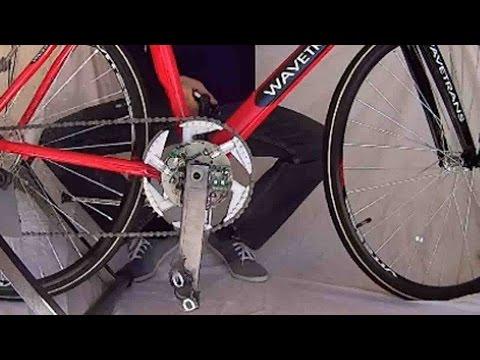 Wavetrans bicycle transmission provides seamless CVT-style shifting