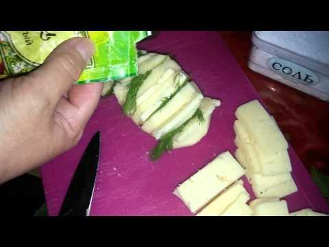 Картофель запеченный с сыром в мультиварке редмонд