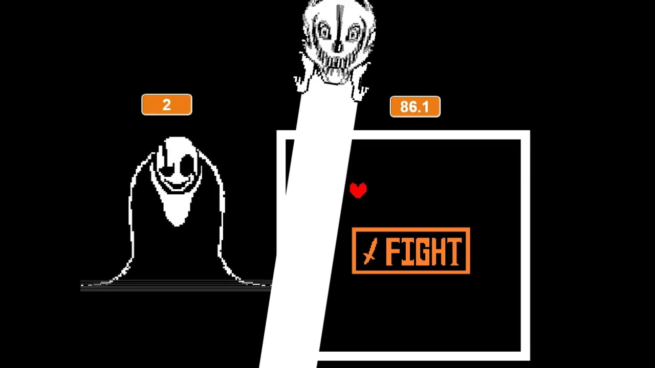 Gaster 2 player on scratch