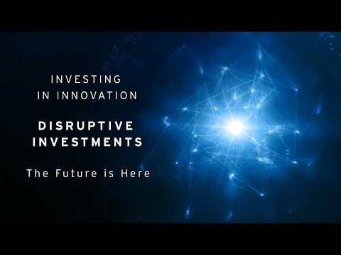 Episode 2: Disruptive Investments