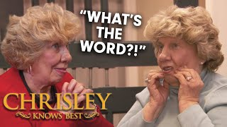Nanny Faye's Biggest Tongue Twisters | Chrisley Knows Best | USA Network