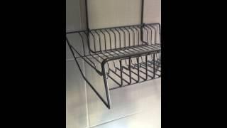 IKEA Bygel dish rack