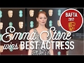 Emma Stone wins Best Actress in a Leading Role | BAFTA Film Awards 2017 (12th Feb. 2017)
