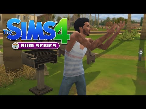 Blues Shoes is CRAZY   The Sims 4   Bum Series thumbnail