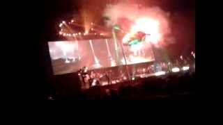 Jeff waynes musical version of the War of the Worlds alive on stage the new generation
