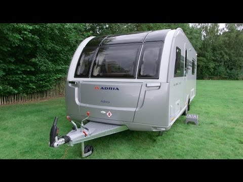 The Practical Caravan 2017 Adria Adora 613 UT Thames Platinum Collection review