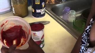 How to save tomato paste