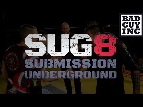 "SUG 8: Jake Shields vs ""Mr. VanZant"" & Jake Ellenberger vs Diego Sanchez"