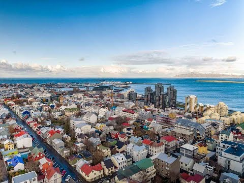 Top 10 Tallest building in Iceland / Topp 10 hæstu bygging á Íslandi