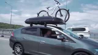 видео Автомобильные багажники MONT BLANC, лето