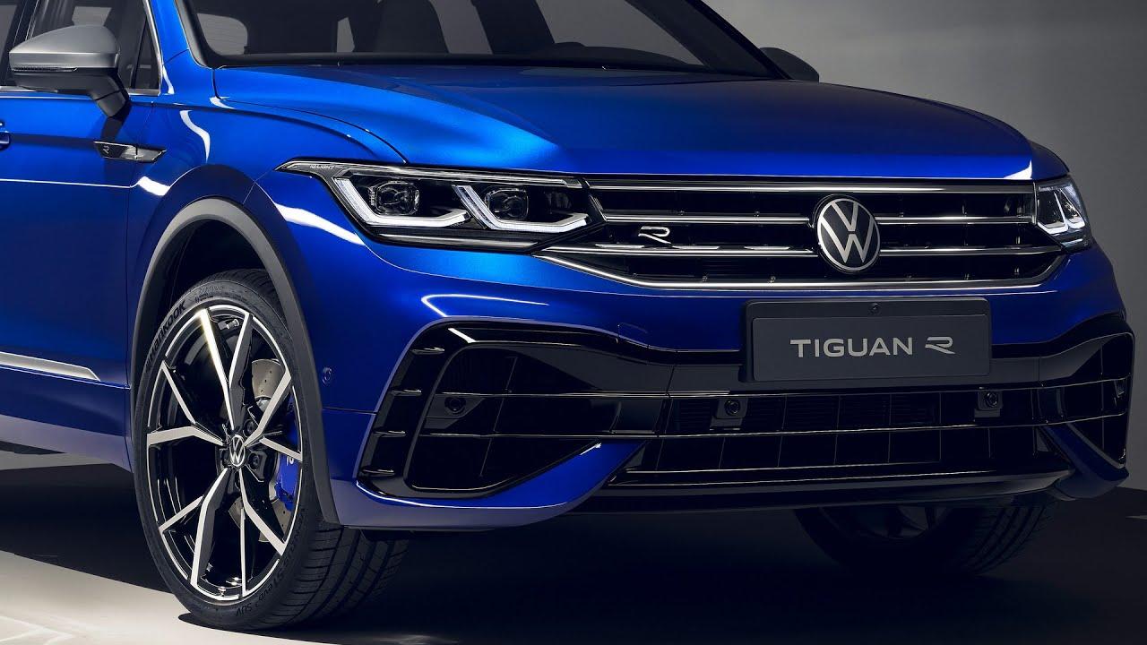 2021 VW Tiguan Tiguan R 316 HP – Features, Design and Interior