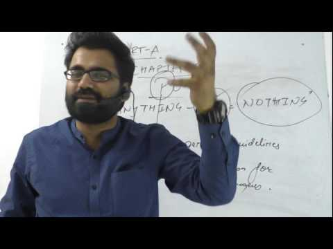 CLASS 12 BUSINESS STUDIES BY GAURAV WADHWA SIR FOR PERSONAL TUTORS