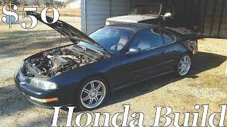 $50 Honda Project!! Episode 1.1