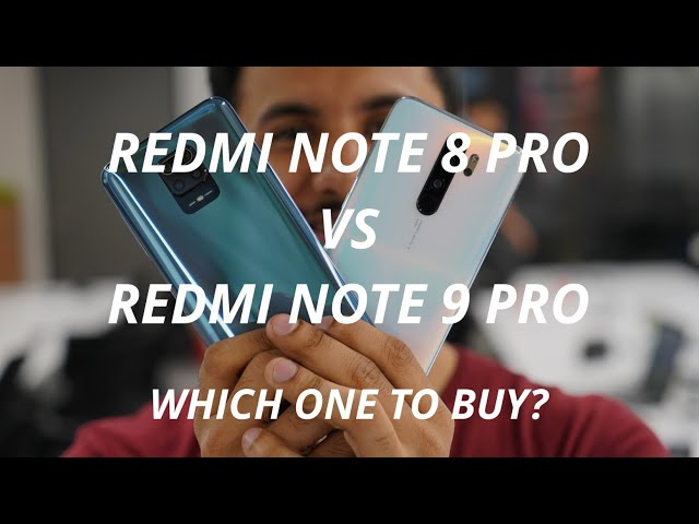 Redmi Note 8 Pro vs Redmi Note 9 Pro - which one to buy? | Surprising results!