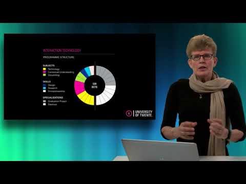 Webinar: MSc Interaction Technology at University of Twente