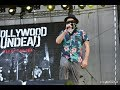 "HOLLYWOOD UNDEAD - 2./14. Part. TOPFEST 2015.  SAMSUNG Galaxy Tab 2. 10,1"" GT- P5100."