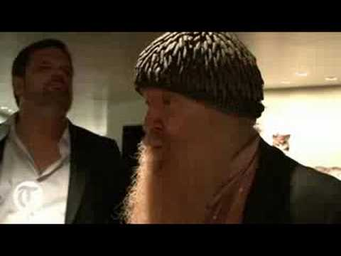ZZ Top: Billy Gibbons interview