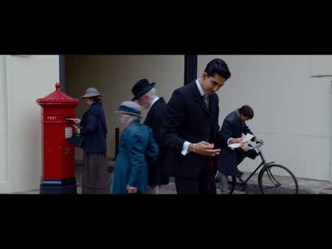 """The Man Who Knew Infinity Movie Clip """"Ramanujan Receives A Letter From Janaki"""""""