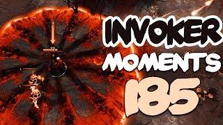 Dota 2 Invoker Moments Ep. 185