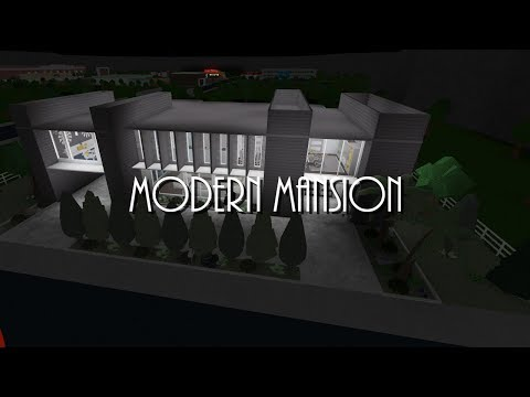 ROBLOX | Welcome To Bloxburg: Modern Mansion