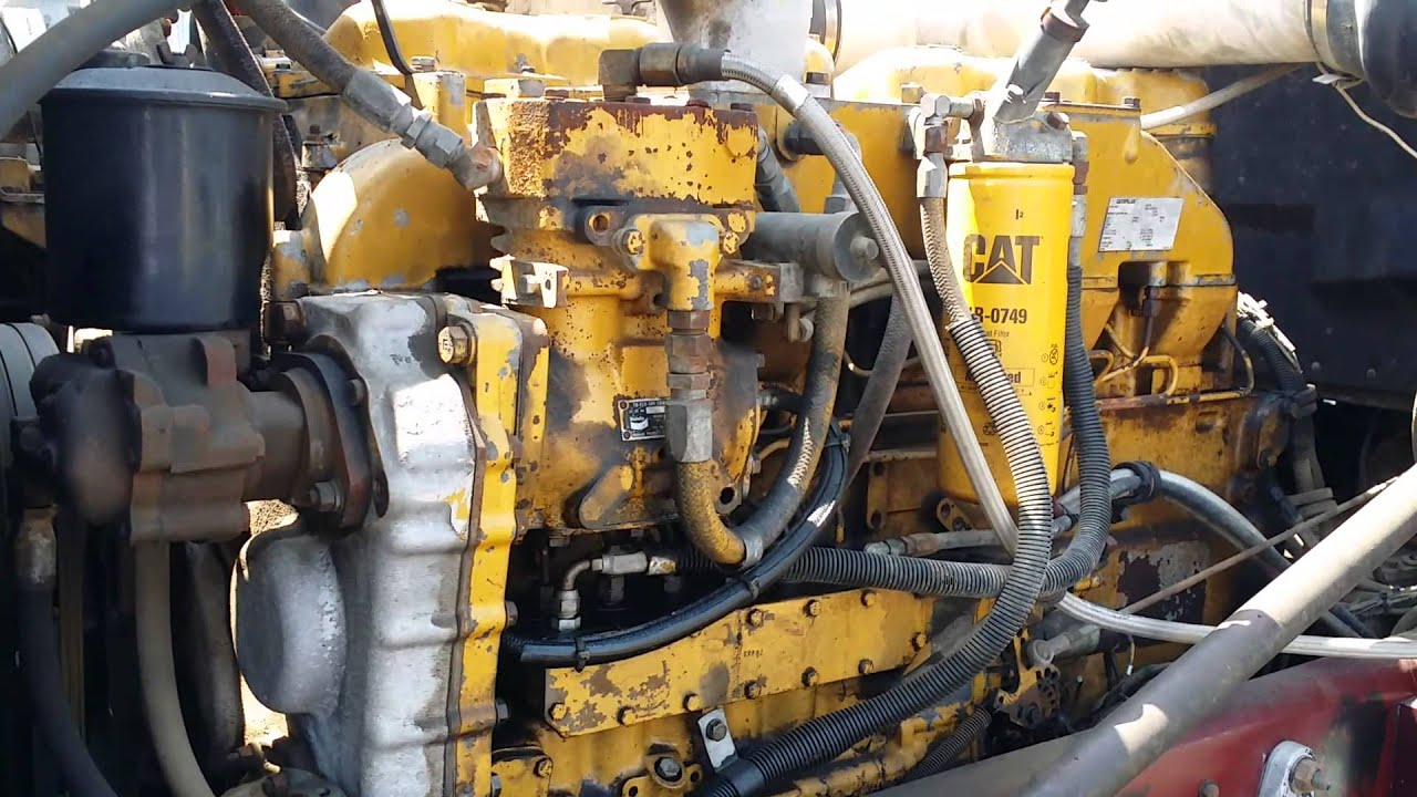 Cat C Engine For Sale