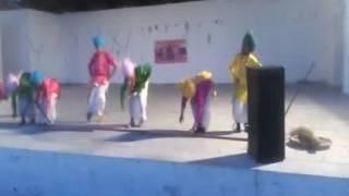 P S M School Kharkhoda State Level Culture Dance Comp  2016 2nd Position 1